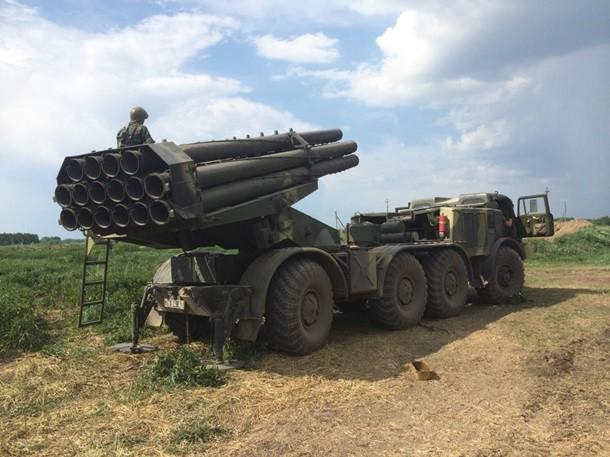 Стороны конфликта вДонбассе договорились оботводе вооружений