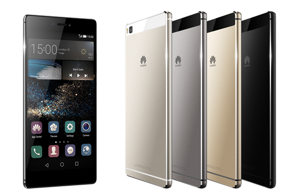 Рассекречен изогнутый смартфон Huawei P10