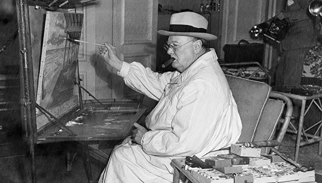 ВСША обнаружили эссе Черчилля обинопланетянах