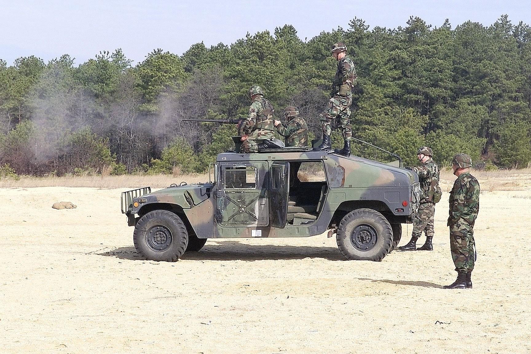 Молдавия получила отСША неменее 30 единиц военной техники