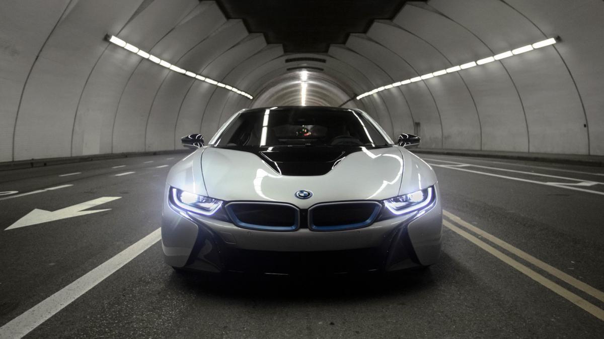 В БМВ хотят сделать конкурента электромобилю Tesla