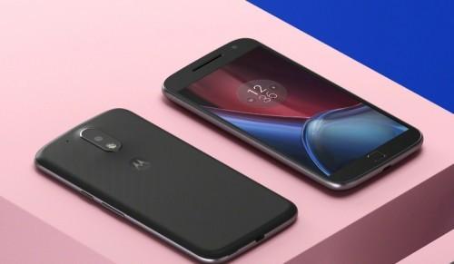 Стали известны некоторые характеристики смартфонов Motorola Moto G5 и G5 Plus