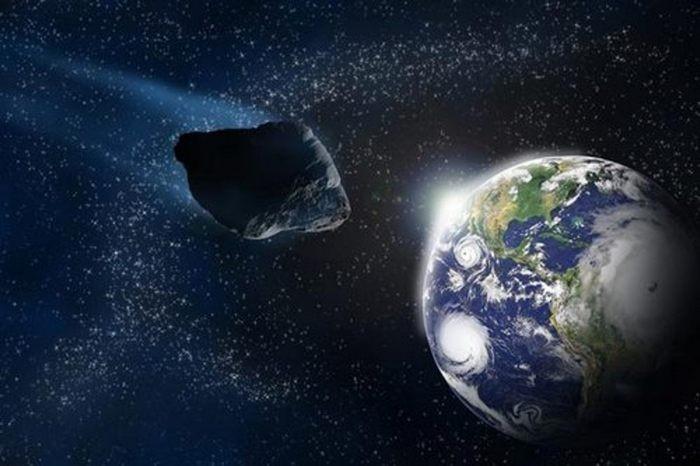 Ученые назвали страну, накоторую может обрушиться астероид