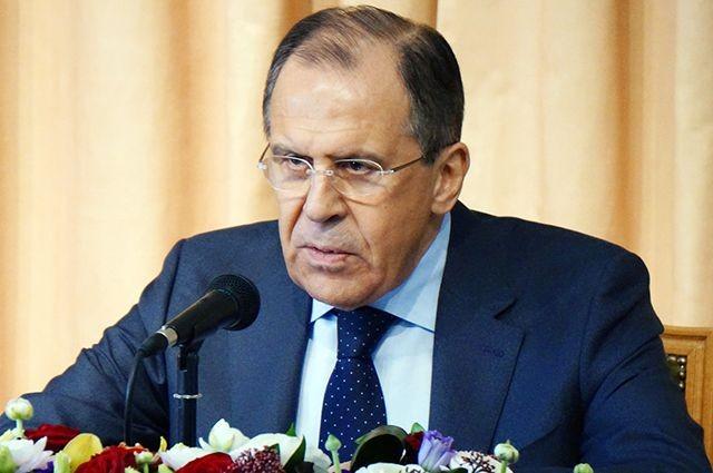Лавров прокомментировал тему санкций после встречи сТиллерсоном
