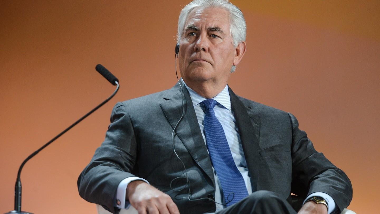 Тиллерсон: Готовы для сотрудничества сРоссией, однако «Минск» нужно соблюдать