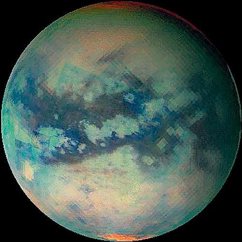 Планета Титан схожа напервобытную Землю— Ученые