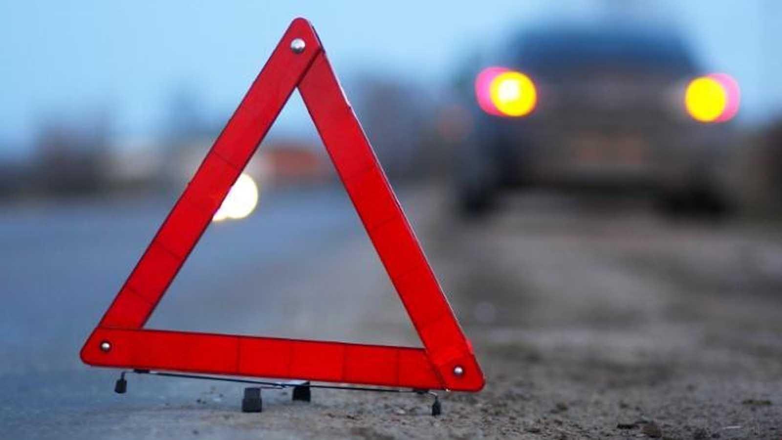 Напроспекте Победы вКиеве столкнулись 5 авто