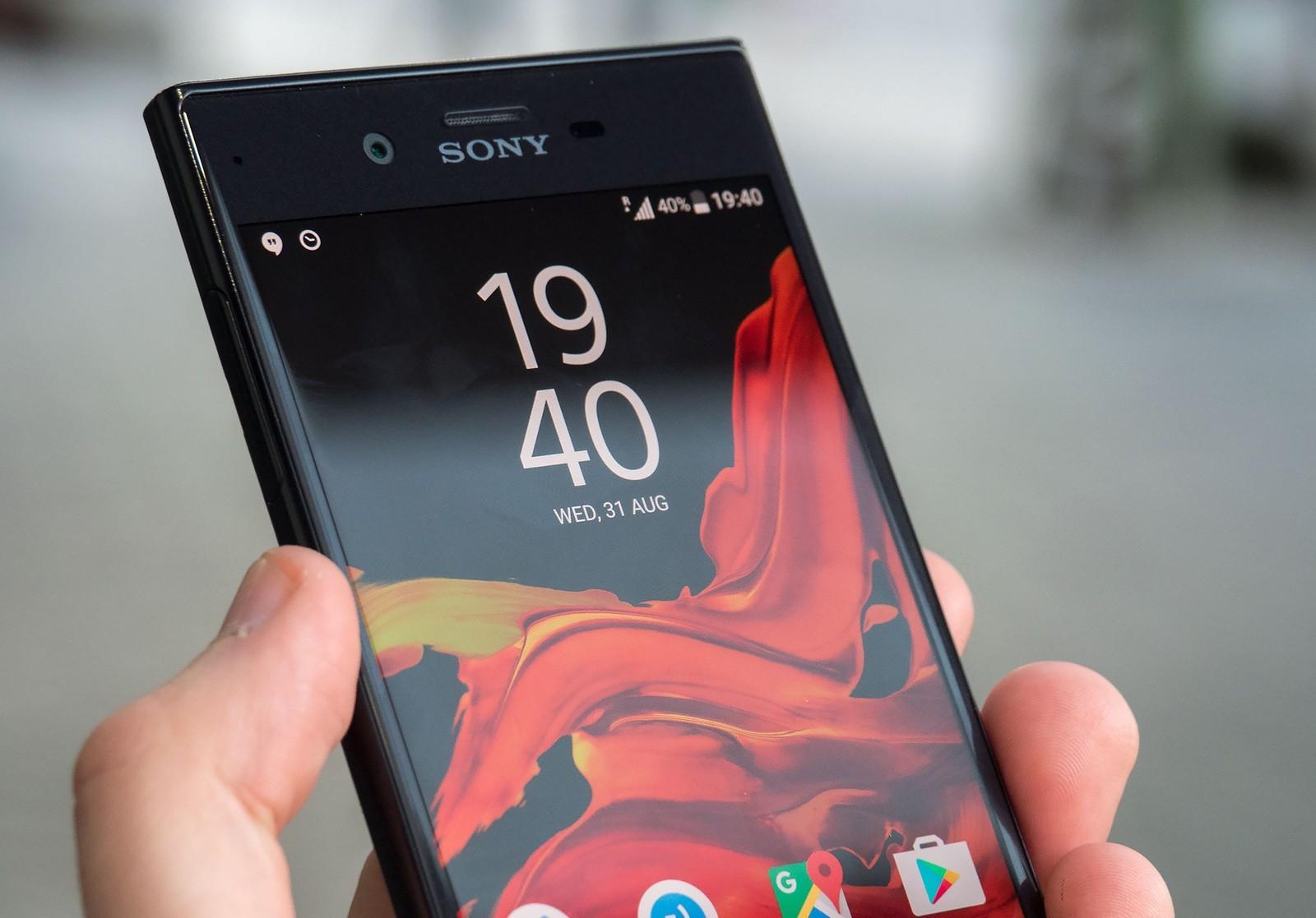 Цена смартфона Sony XperiaXZ опустилась допсихологического минимума