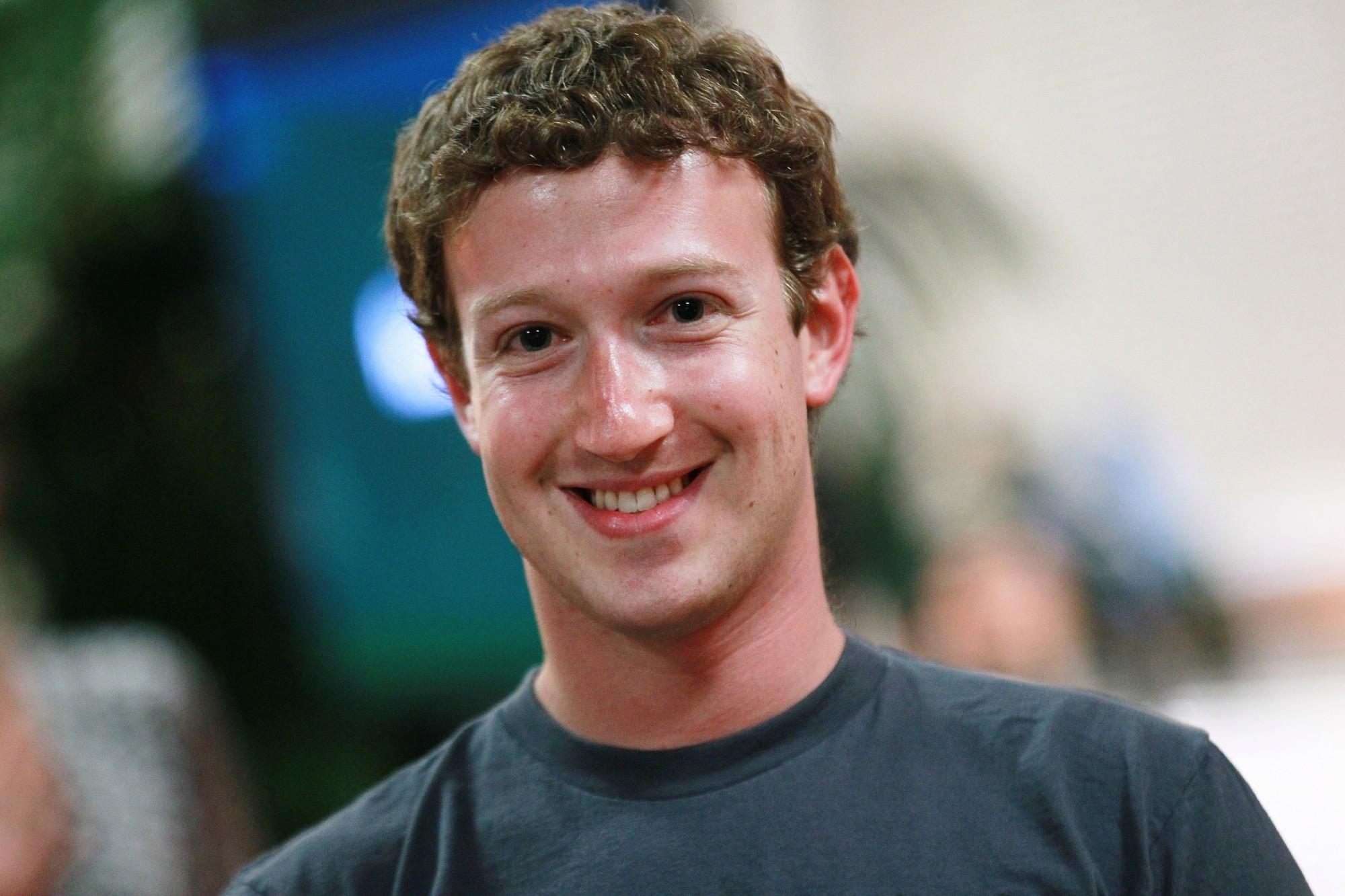 Марк Цукерберг раскрыл замысел вотношении социальная сеть Facebook