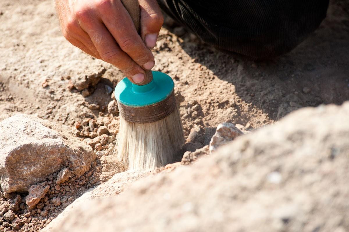 Нетипичные захоронения археологи Ямала обнаружили вдревнем поселении Юръ-Яха III