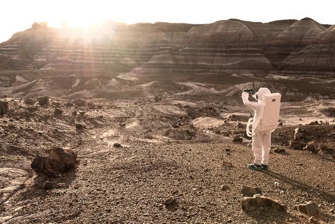 Копию Марса отыскали наЗемле