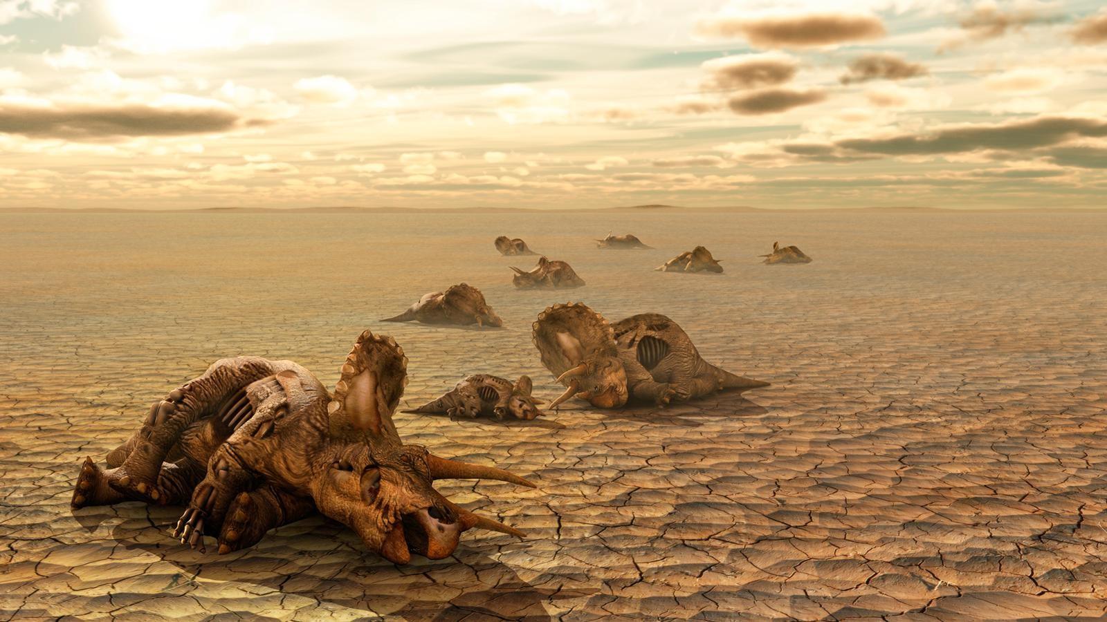 Ученые определили главную причину массового вымирания живого наЗемле