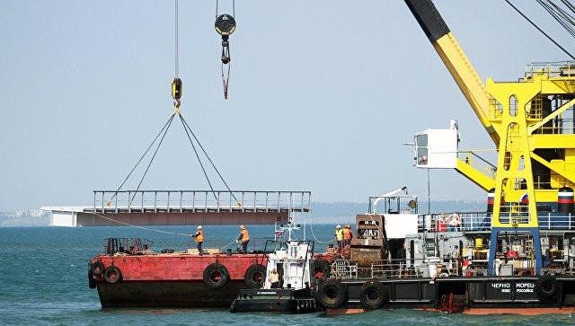 Медведев подписал распоряжение орасширении порта «Тамань»