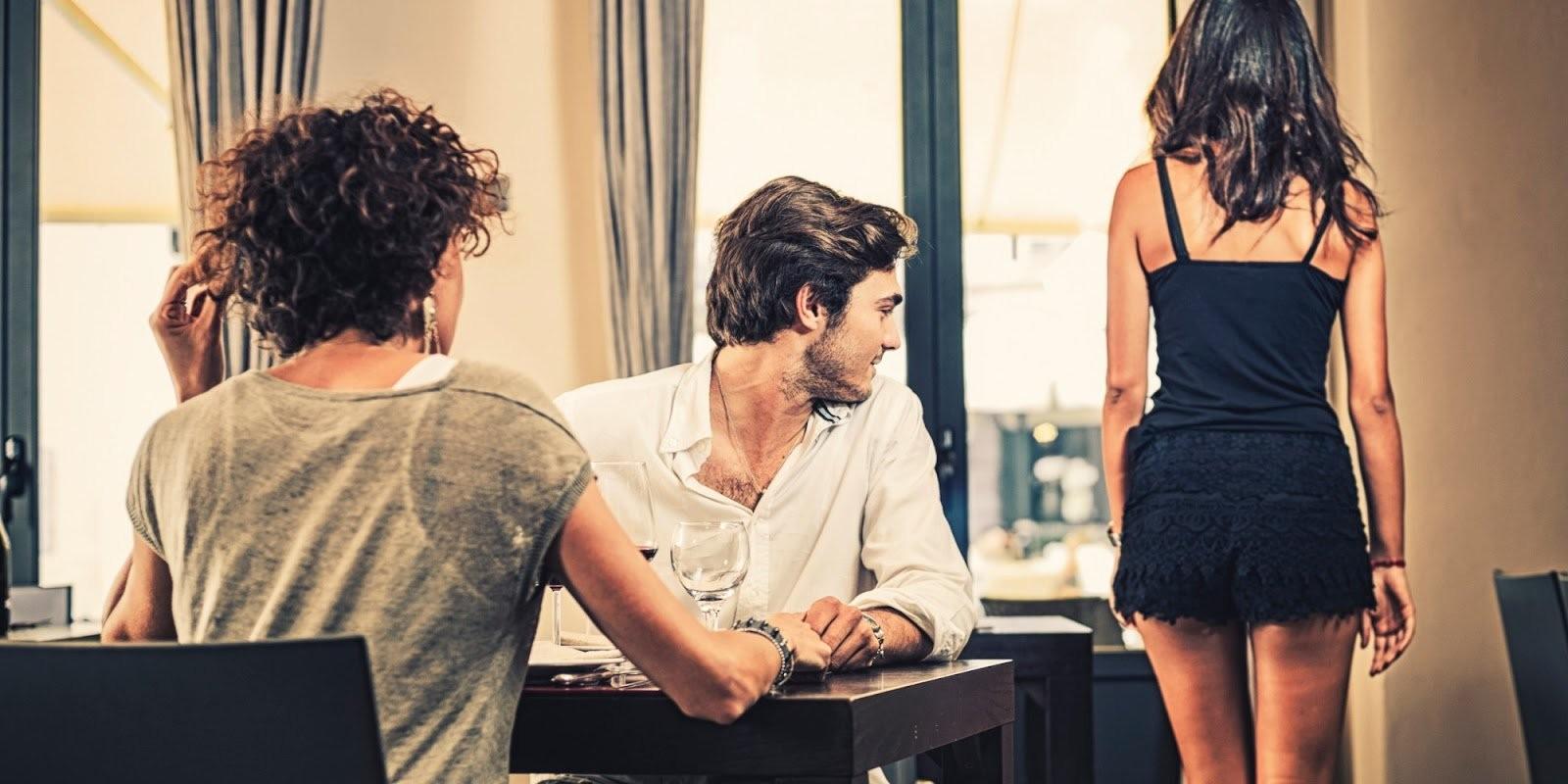 Мужчины изменяют женам даже всчастливом браке