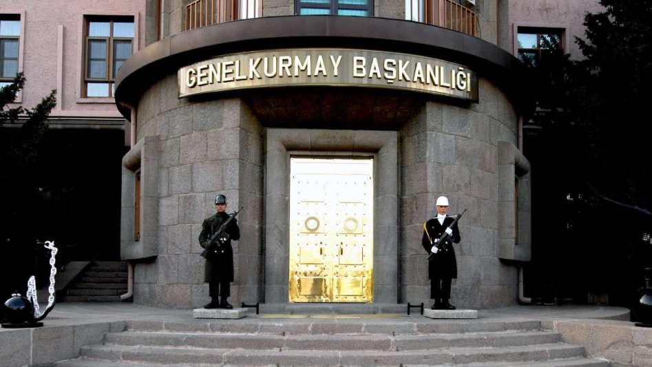 Генштаб Турции хочет отменить запрет напоездки военных в РФ