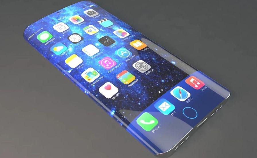 Новый iPhone получит беспроводную зарядку отпроизводителя чипов Broadcom