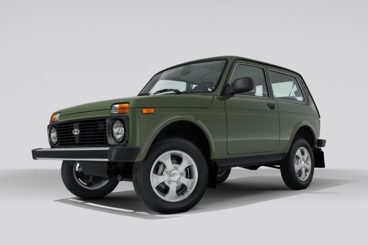 Новая Лада 4x4 будет брутальным автомобилем для настоящих мужчин
