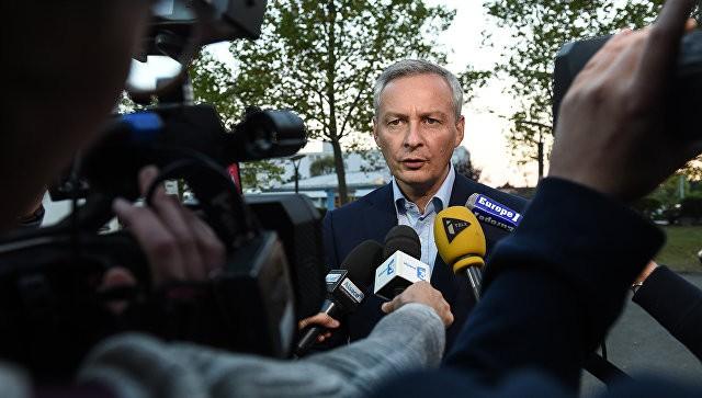 Французский депутат призвал рассмотреть условия для снятия санкций с Российской Федерации