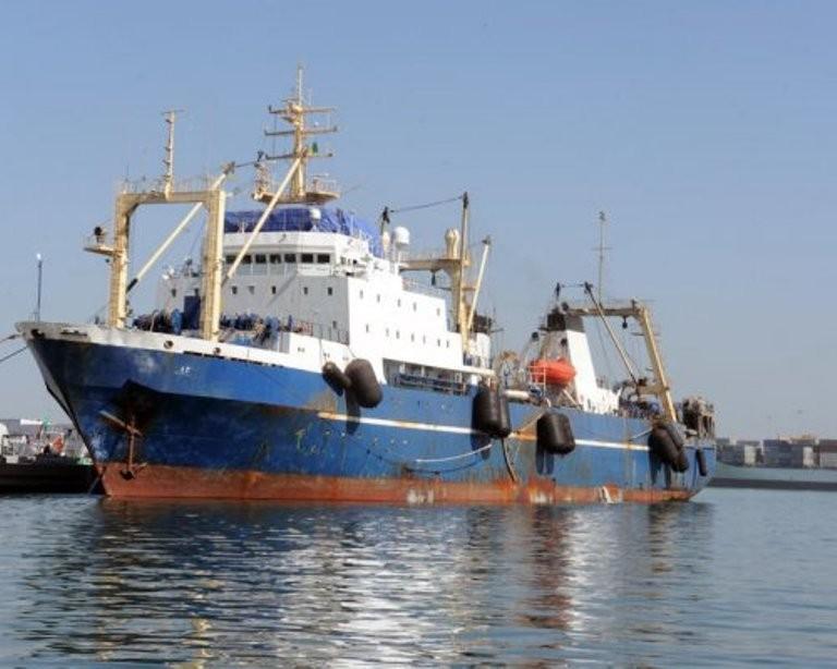 ВНорвегии доставлен впорт терпевший бедствие русский траулер