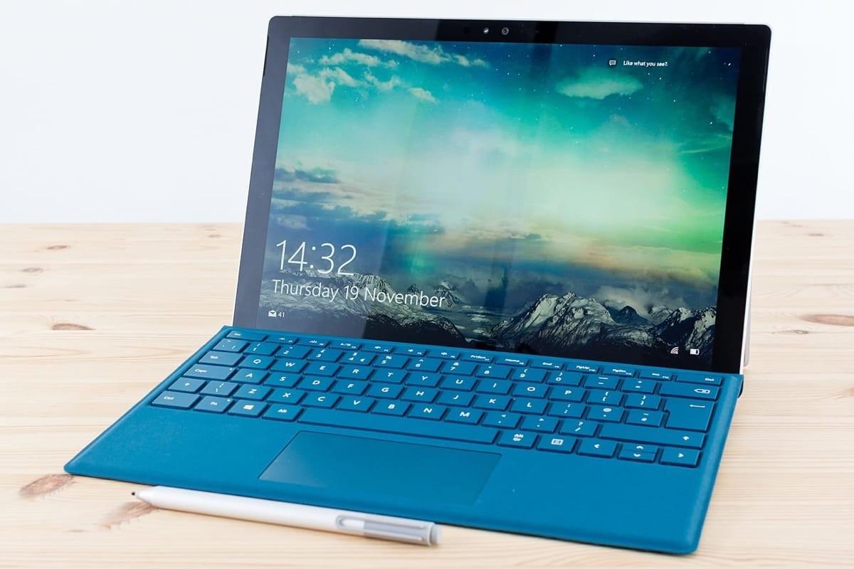 Планшет Surface Pro 5 засветился наофициальном сайте Microsoft