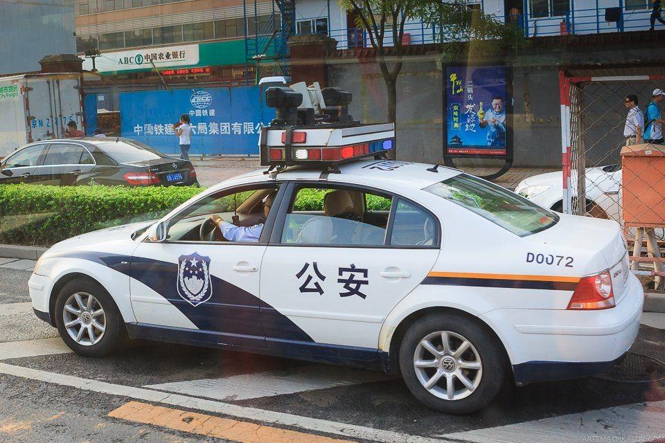 Массовое ДТП в КНР: есть погибшие