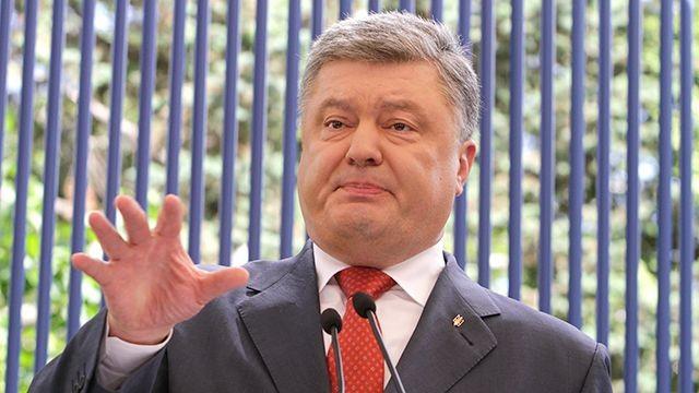 Петр Порошенко ввел вдействие решение СНБО, которое допускает блокировку интернет-ресурсов
