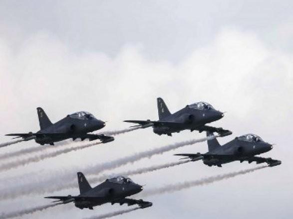 Истребители НАТО тренируются внебе над Эстонией