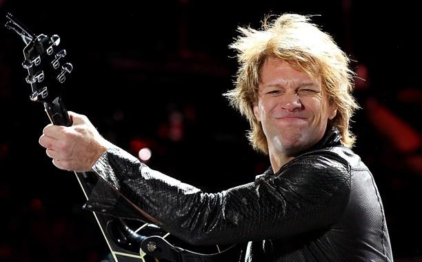 Группа Bon Jovi собрала рекордное количество созерцателей наконцерте