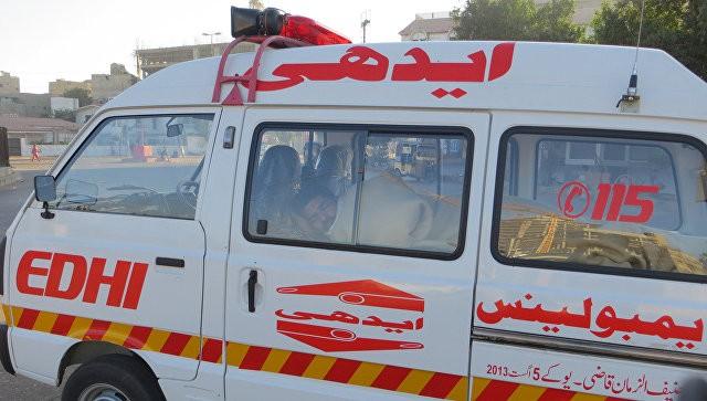 Серия мощных взрывов прогремела насевере Пакистана