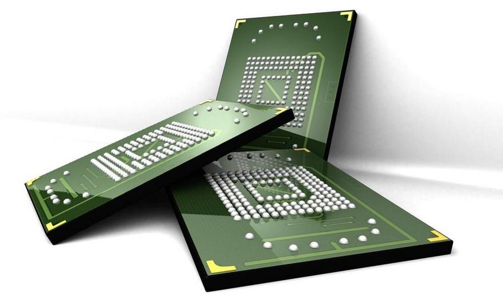 Toshiba планирует реализовать свое производство микрочипов