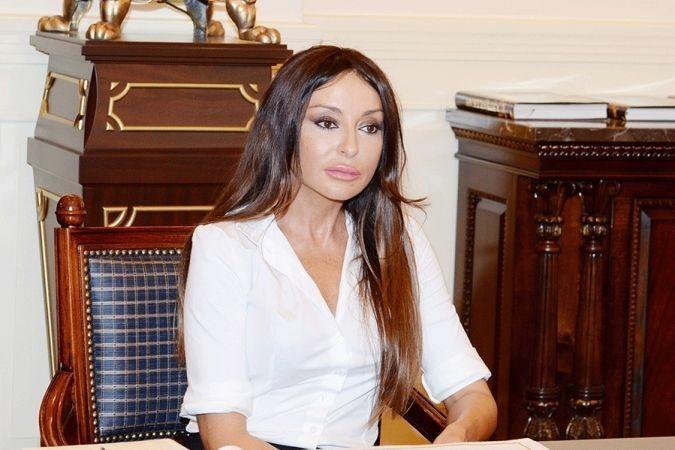Супруга Алиева стала первым вице-президентом Азербайджана