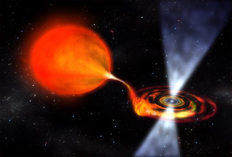 Астрономы обнаружили самый яркий пульсар воВселенной