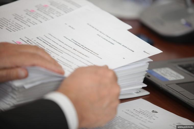 Народные избранники посоветовали обговаривать проекты законов впарламентских фракциях