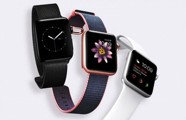 Умные часы Apple Watch 3-го поколения снабдят новыми тачскринами