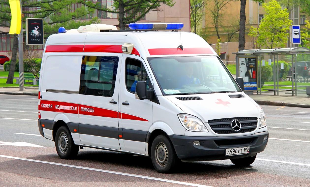 Женщина погибла в трагедии сфурой имикроавтобусом наМКАД