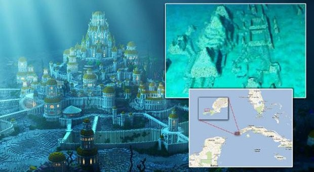 ВБермудском треугольнике найден затонувший город