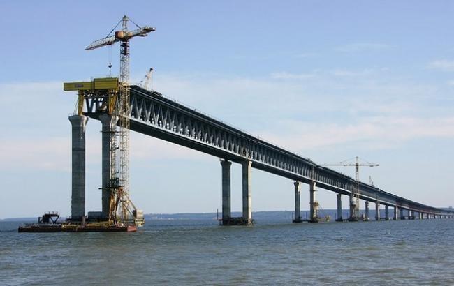Цена автоподхода кмосту через Керченский пролив составит приблизительно 7,1 млрд руб
