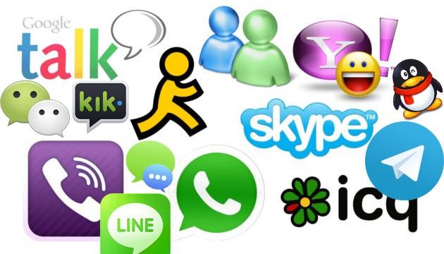 Напротяжении 2-х лет мессенджеры обойдут социальные сети попопулярности
