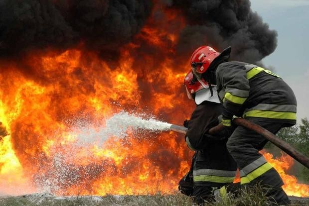 ВоВладивостоке горело заброшенное сооружение
