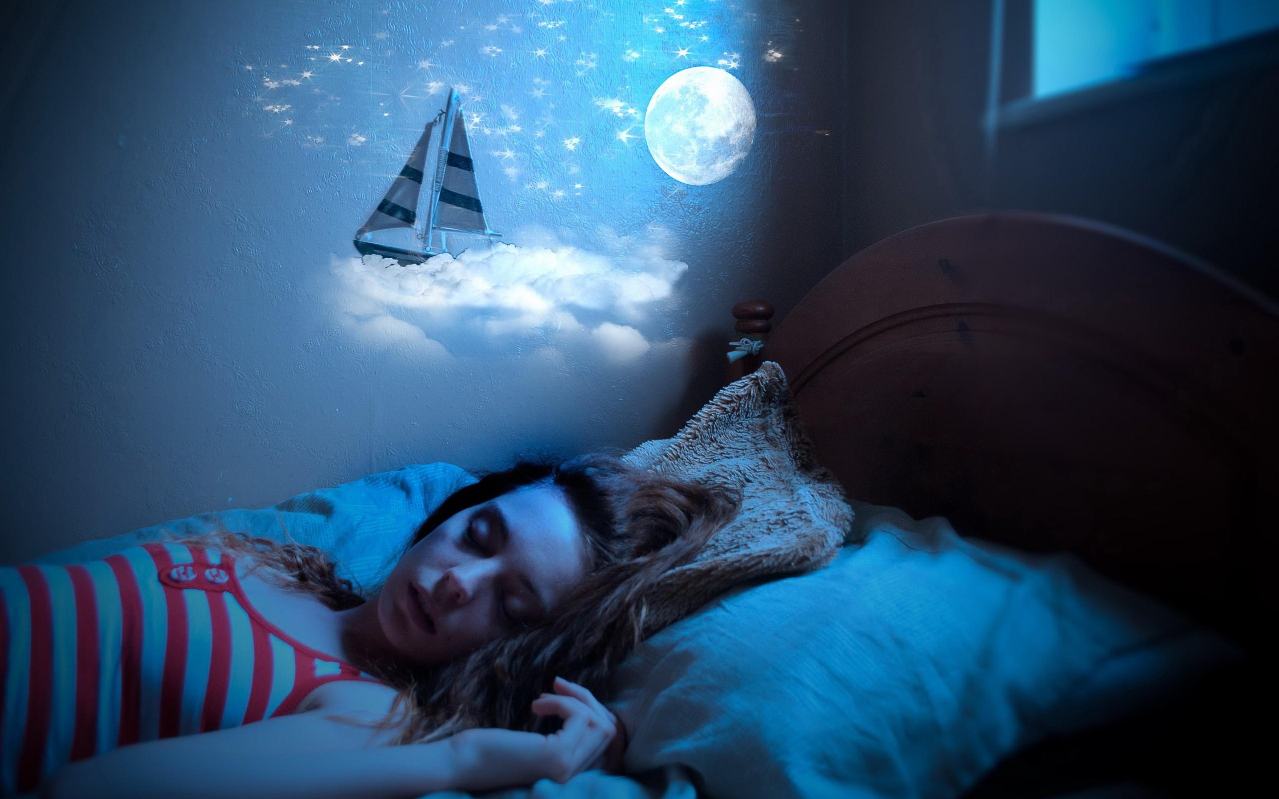 почему когда спишь на спине либо с какой или не укрытой частью тела то снятся кошмары