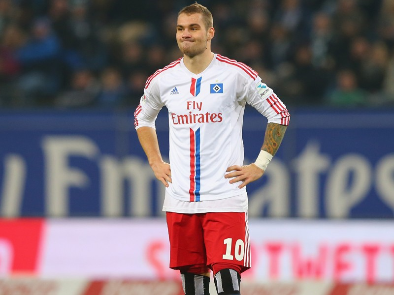 Футболист «Гамбурга» Ласогга может перейти водин из русских клубов