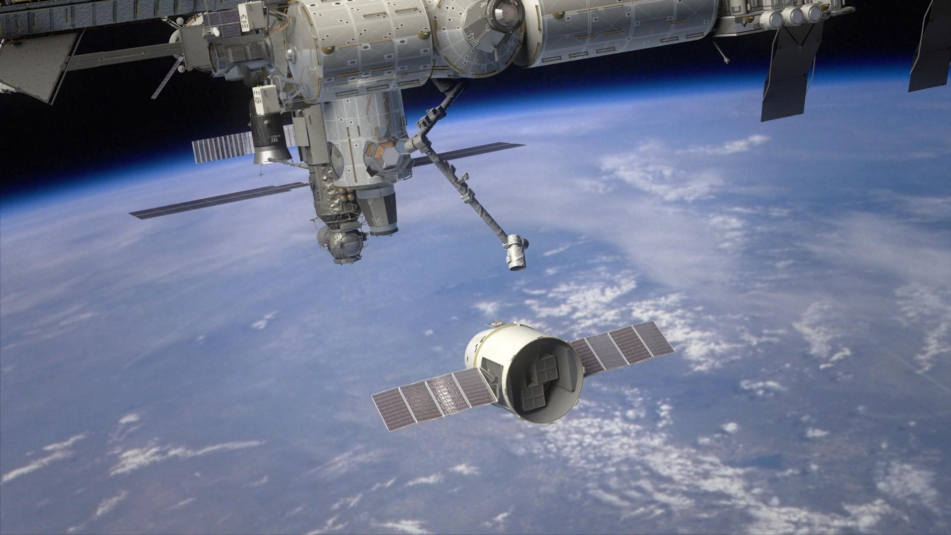 Космическому грузовику Dragon неудалось пристыковаться кМКС