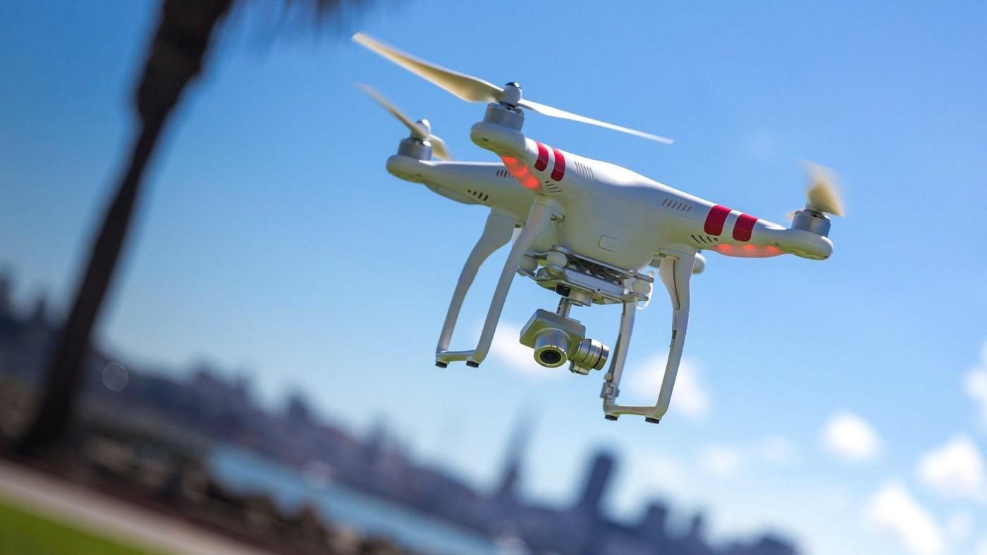 Магазины будут использовать дронов для доставки товаров