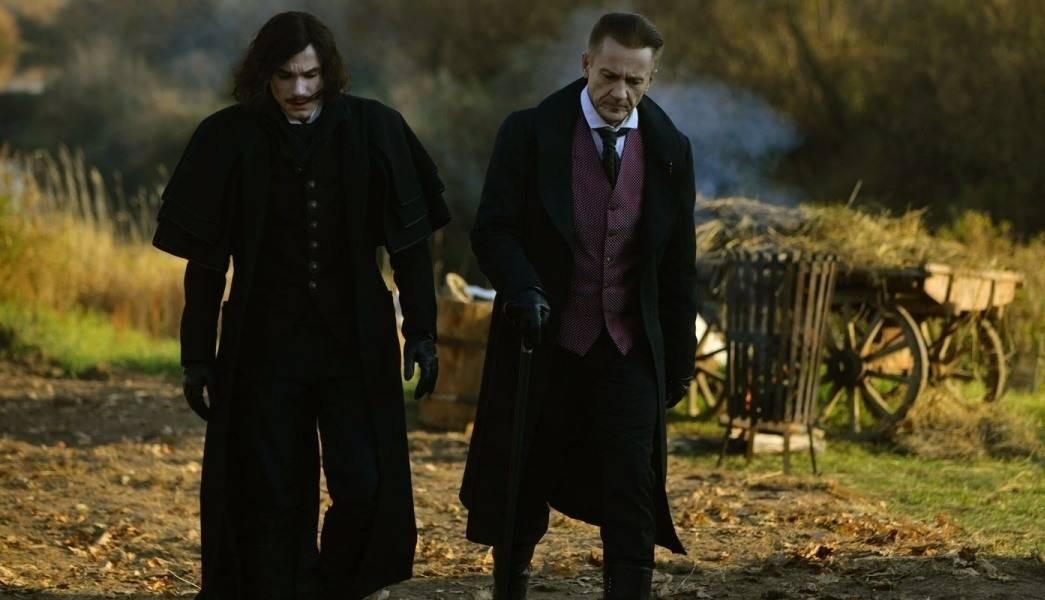 Премьере быть: вышел 1-ый трейлер киносериала «Гоголь» сПетровым