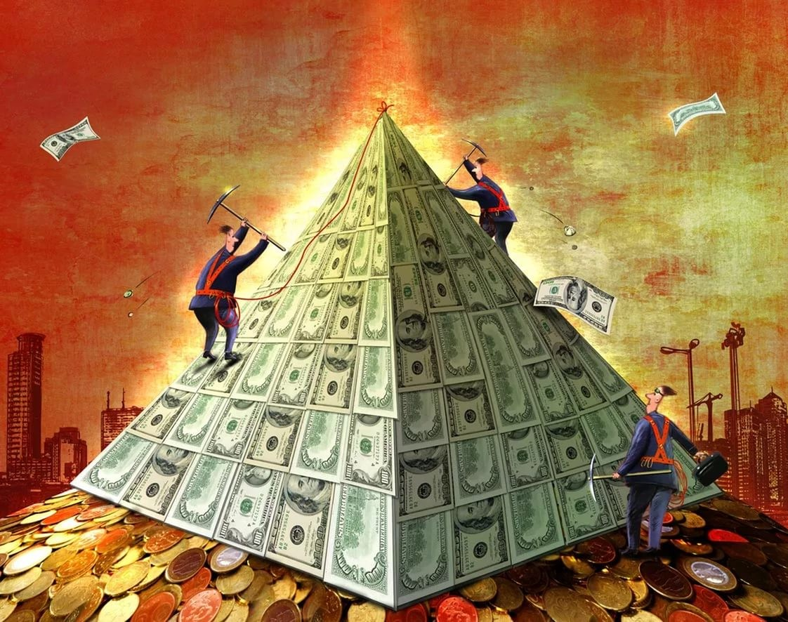 ВКраснодаре нашесть лет осудили участника финансовой пирамиды