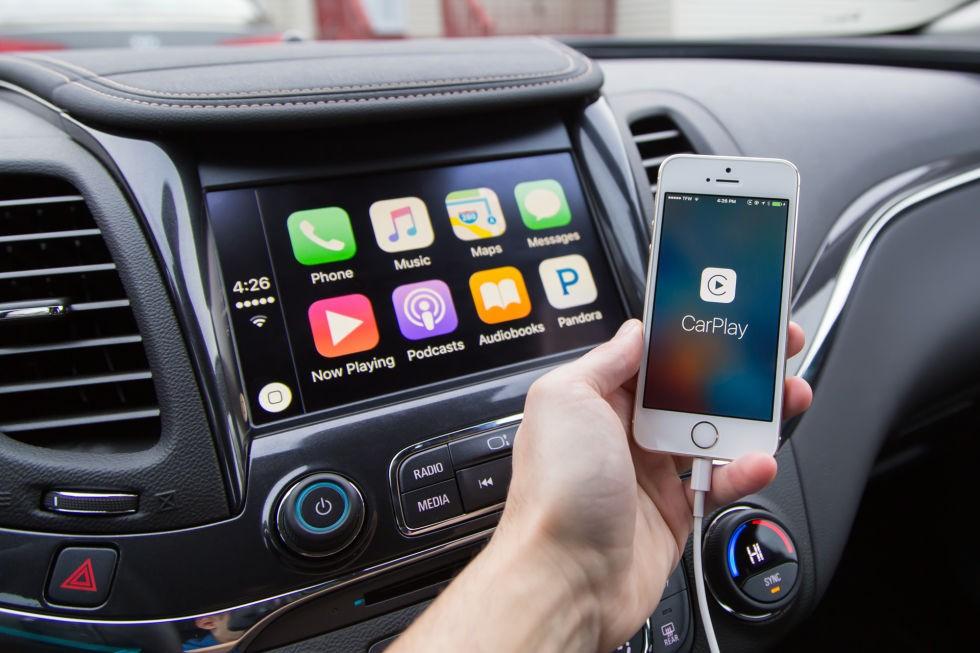 Компания Harman презентовала клиентам беспроводные версии Apple CarPlay иGoogle андроид Auto