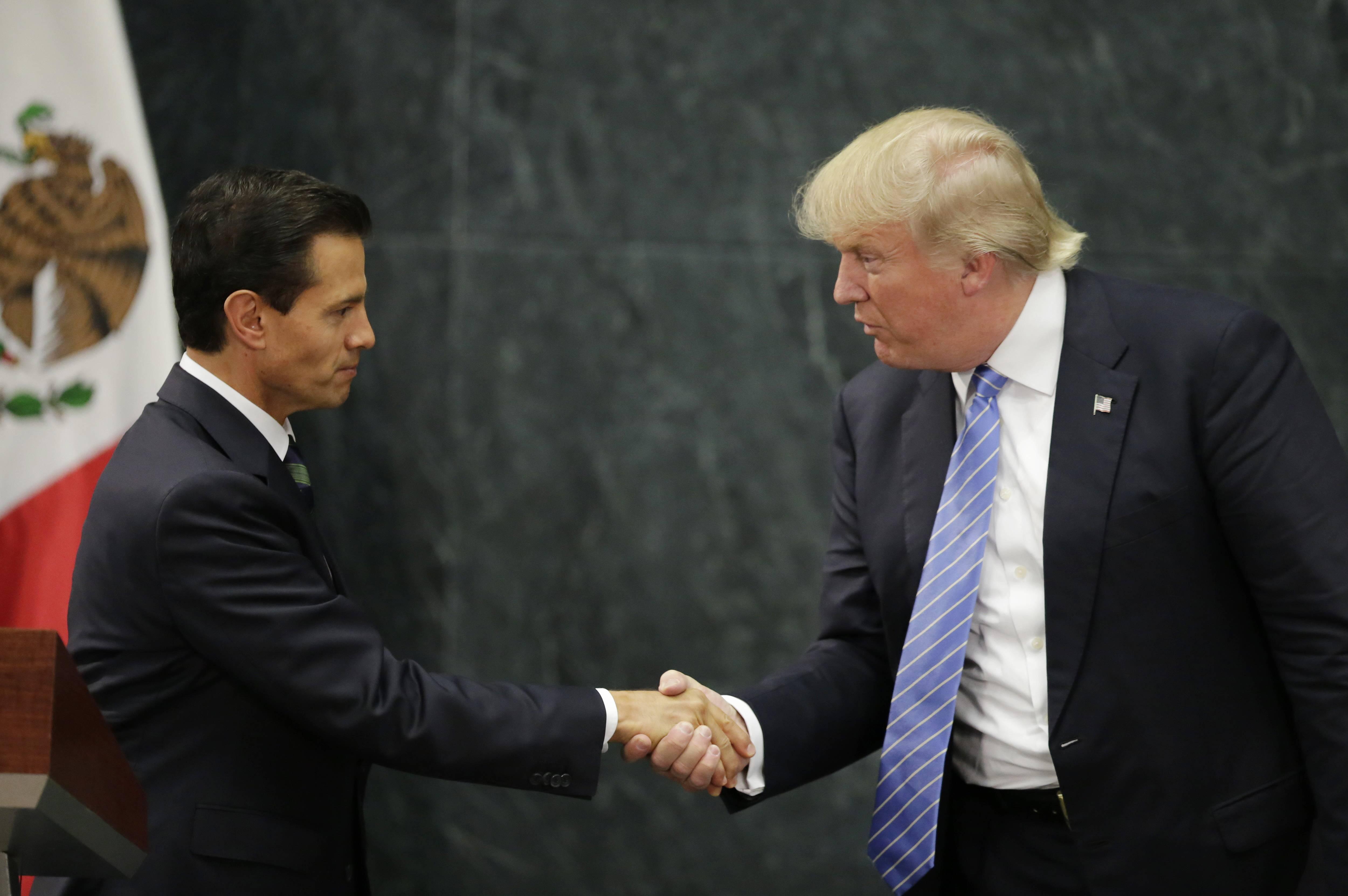 Президент Мексики настроен наулучшение отношений сСША