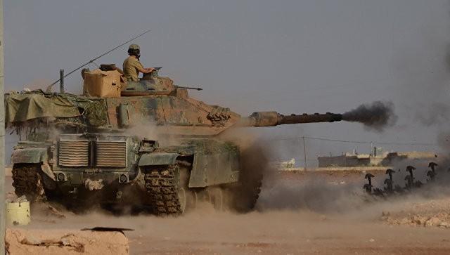 Советник Эрдогана: Турция нехочет контроля над Сирией