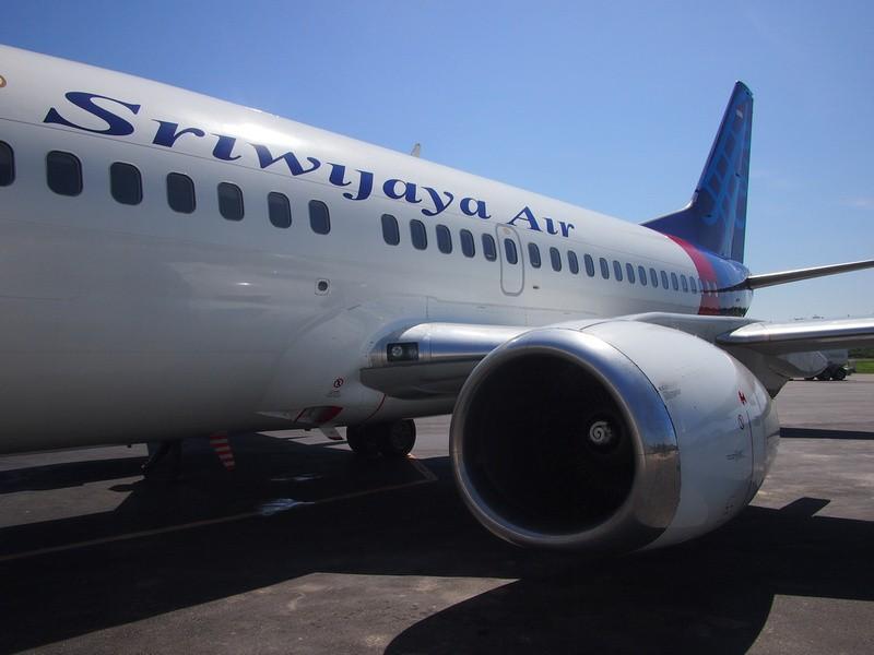 Индонезийский Boeing вернулся ваэропорт из-за неплотно закрытой двери