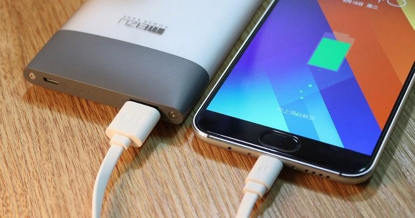 Meizu представит наMWC технологию быстрой зарядки mCharge 4.0